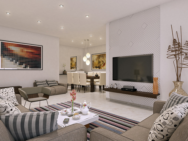 A3 Drawing Room
